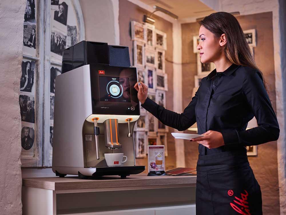 Kaffeegenuß in schönster Form