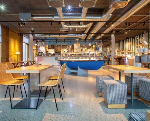 tibits – Blick ins Restaurant