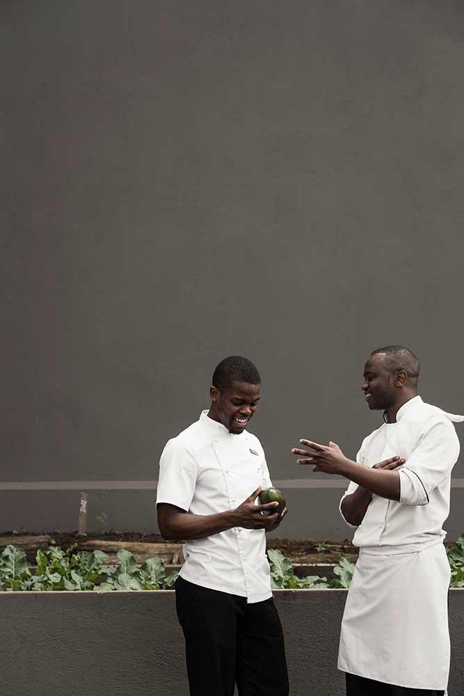 Nyungwe House – Chefs