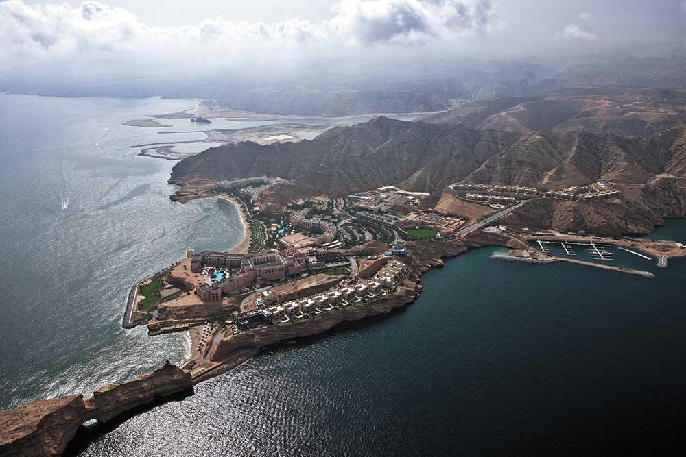 Shangri-La Maskat, Oman