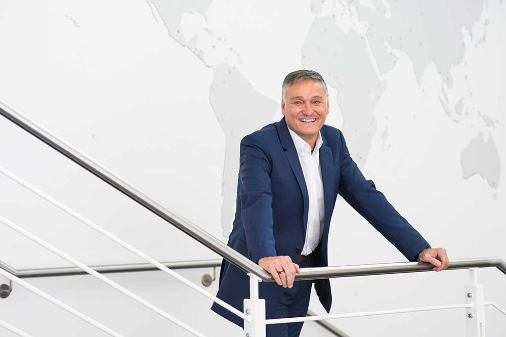 Oliver Frosch, Executive Vice President DACH bei der Rational AG