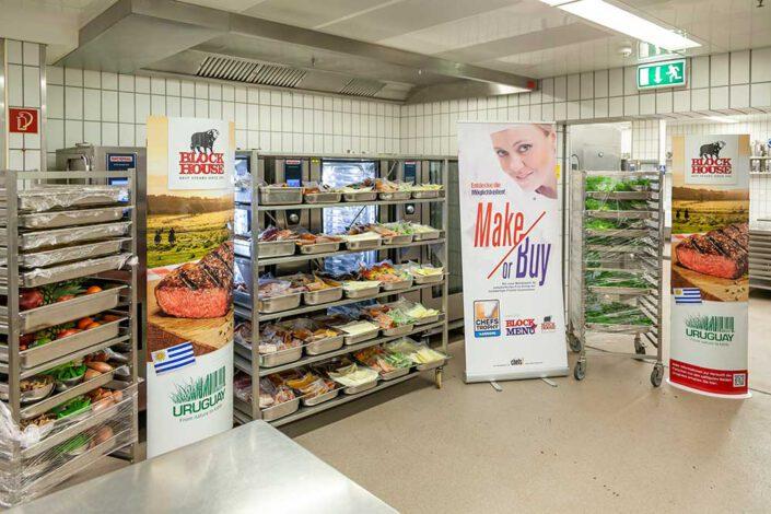 CHEFS TROPHY KARRIERE Make or Buy – Impressionen vom Finale