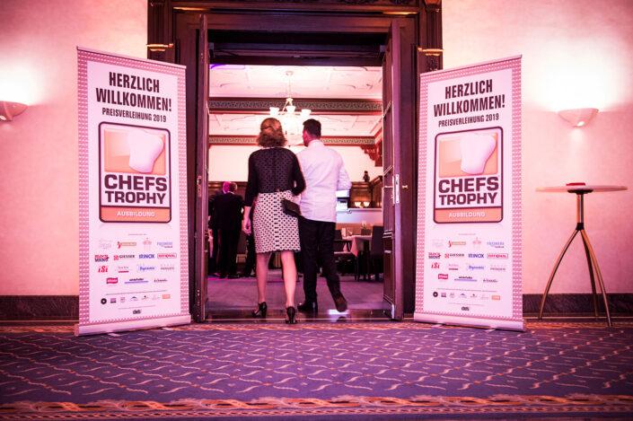 CHEFS TROPHY AUSBILDUNG After Award Party