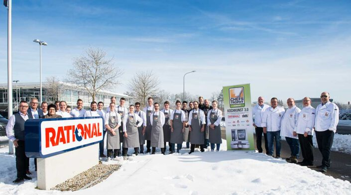 CHEFS TROPHY JUNIOR – powered by RATIONAL