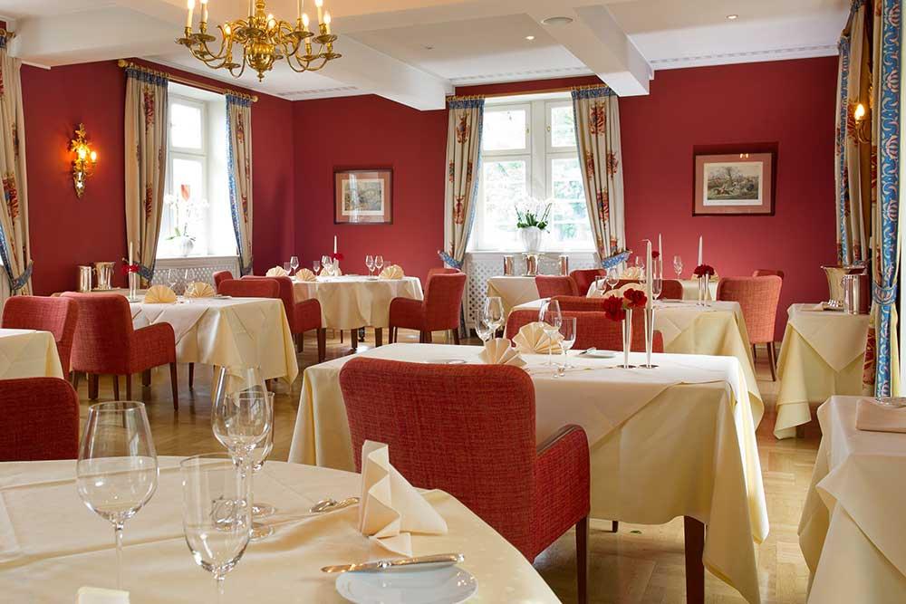 Schloss Eberstein – Werners Restaurant