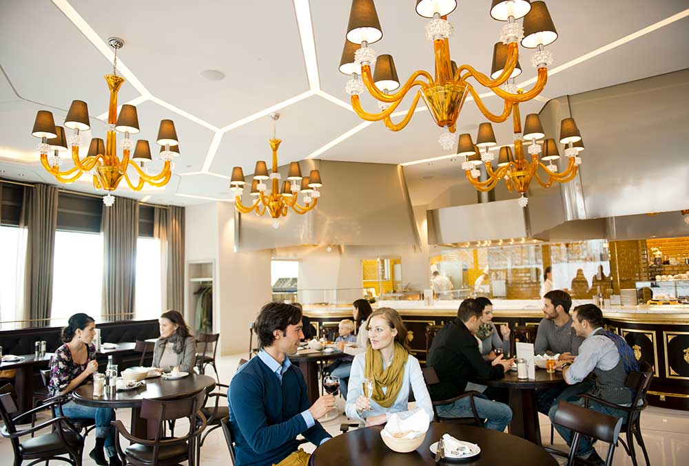 autostadt Restaurants, Wolfsburg: La Coccinella