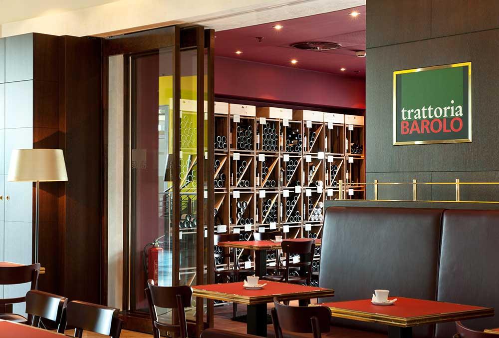autostadt Restaurants, Wolfsburg: Trattoria Barolo