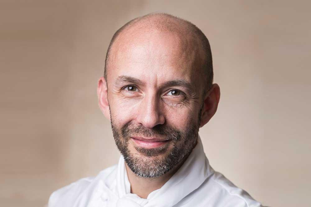 BASF Gastronomie, Ludwigshafen: Küchendirektor und Top-Ausbilder Sven Feldmann