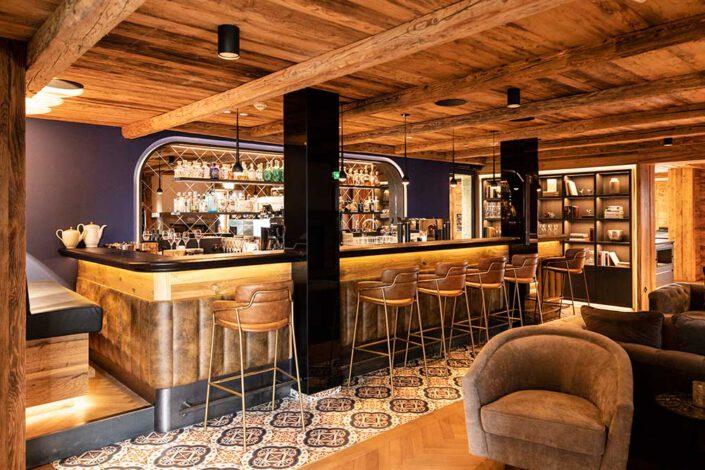 Burghotel Falkenstein: Die Bar