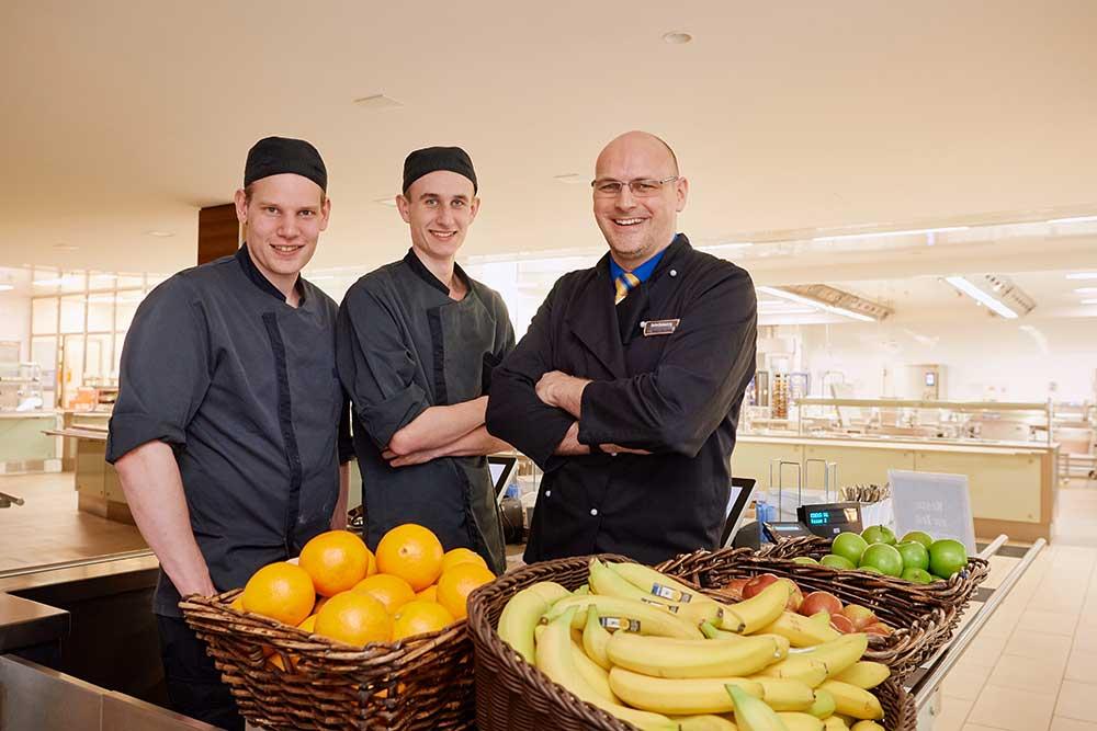 EDEKA AG, Hamburg: Kochausbildung mit Herz und Seele