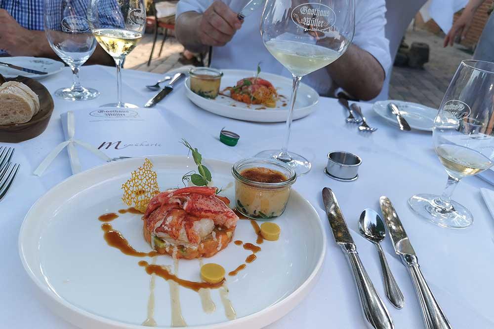 Gasthaus Müller: Eine kulinarische Topadresse vor den Toren Hannovers
