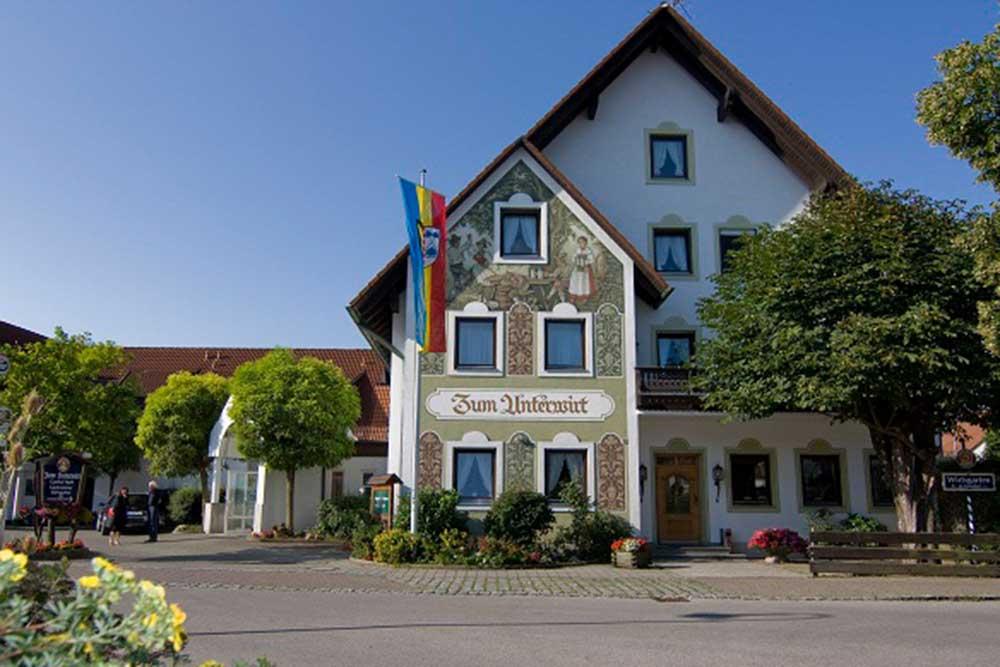 """Gasthof Hartl """"Zum Unterwirt"""" in Türkenfeld"""