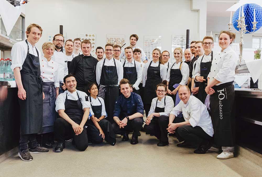 Parkhotel Adler, Hinterzarten: Das Küchenteam