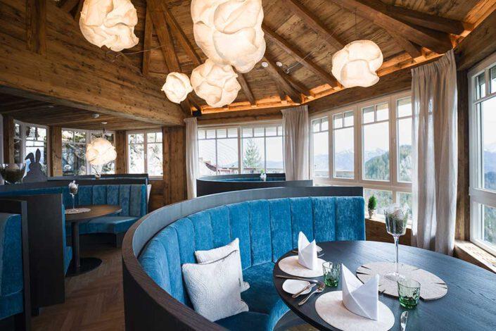 Restaurant Stube Wolke im Burghotel Falkenstein