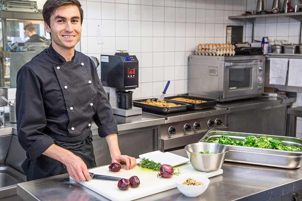 Seehotel Töpferhaus: Köchinnen und Köche lernen hier in familiärer Atmosphäre ihr Handwerk