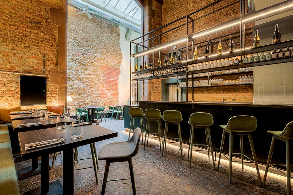 Kuro Mori – Restaurant, Lounge und Bar in einem