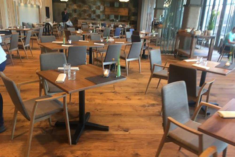 LAGO Hotel & Restaurant am See, Ulm –Interieur