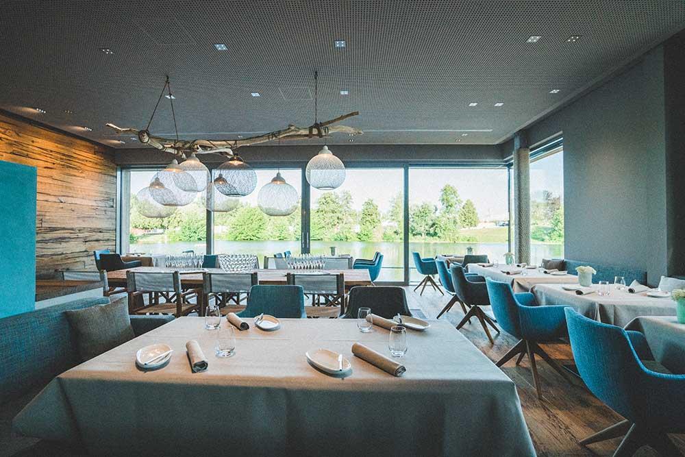 LAGO, Ulm – Restaurant Seestern