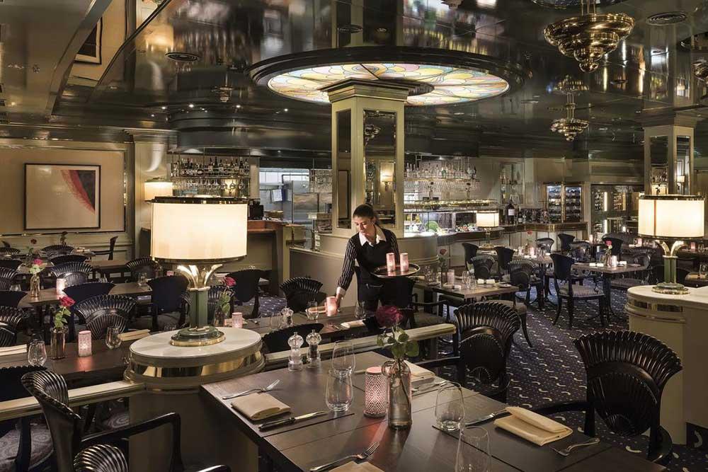 Maritim Airport Hotel Hannover: Blick ins Restaurant