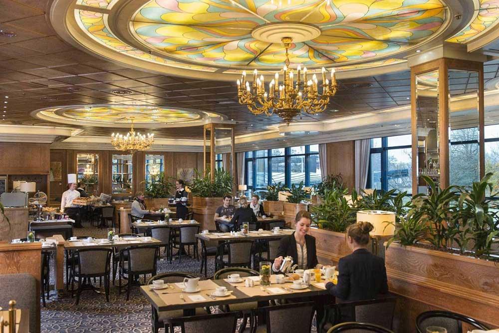 Maritim Airport Hotel Hannover – Frühstück für Geniesser