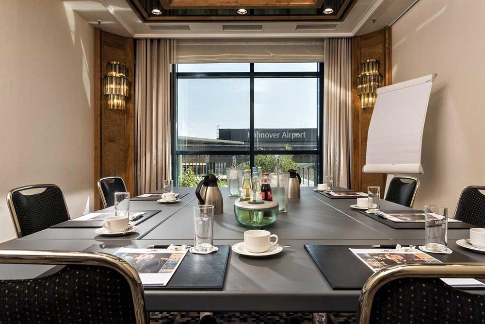 Maritim Airport Hotel Hannover – Perfekt für Tagungen und Besprechungen