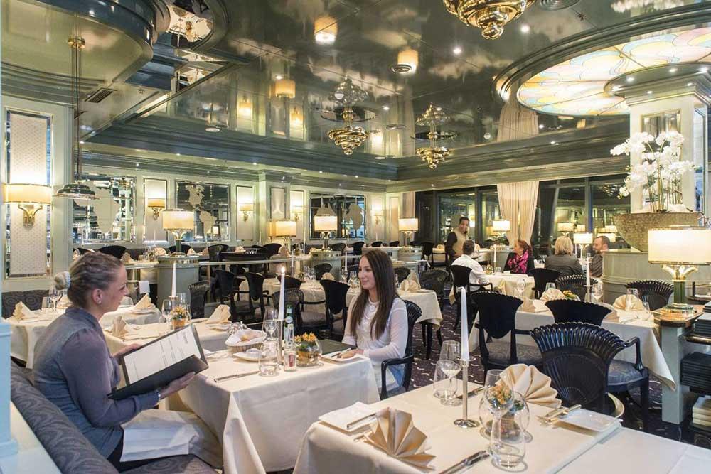 Stilvolles Restaurant im Maritim Airport Hotel Hannover