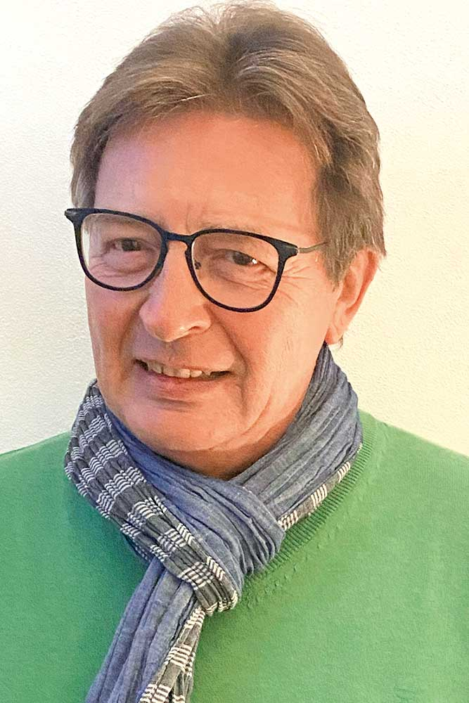 Karl Zimmermann, Geschäftsführer Marrone Deutschland
