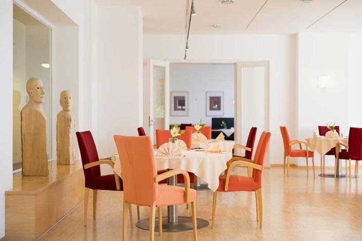 Malteser Klinik von Weckbecker – Fasten- und Speiseräume
