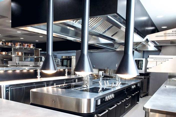 Marrone – Markantes Design für Zwei-Sterne-Koch Davide Oldani