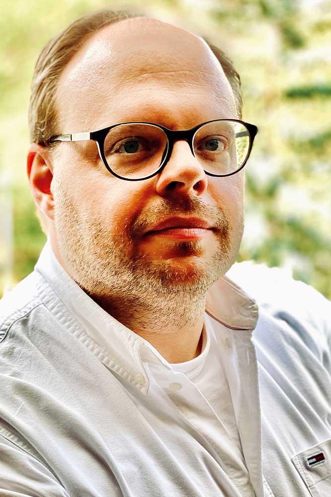 Philip Langenbucher, Geschäftsführer Marrone Deutschland