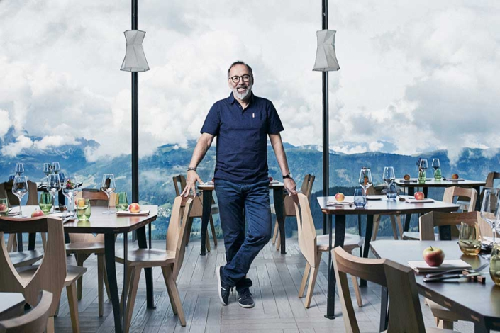 Ende 2018 eröffnete Norbert-Niederkoflers Restaurant AlpiNN