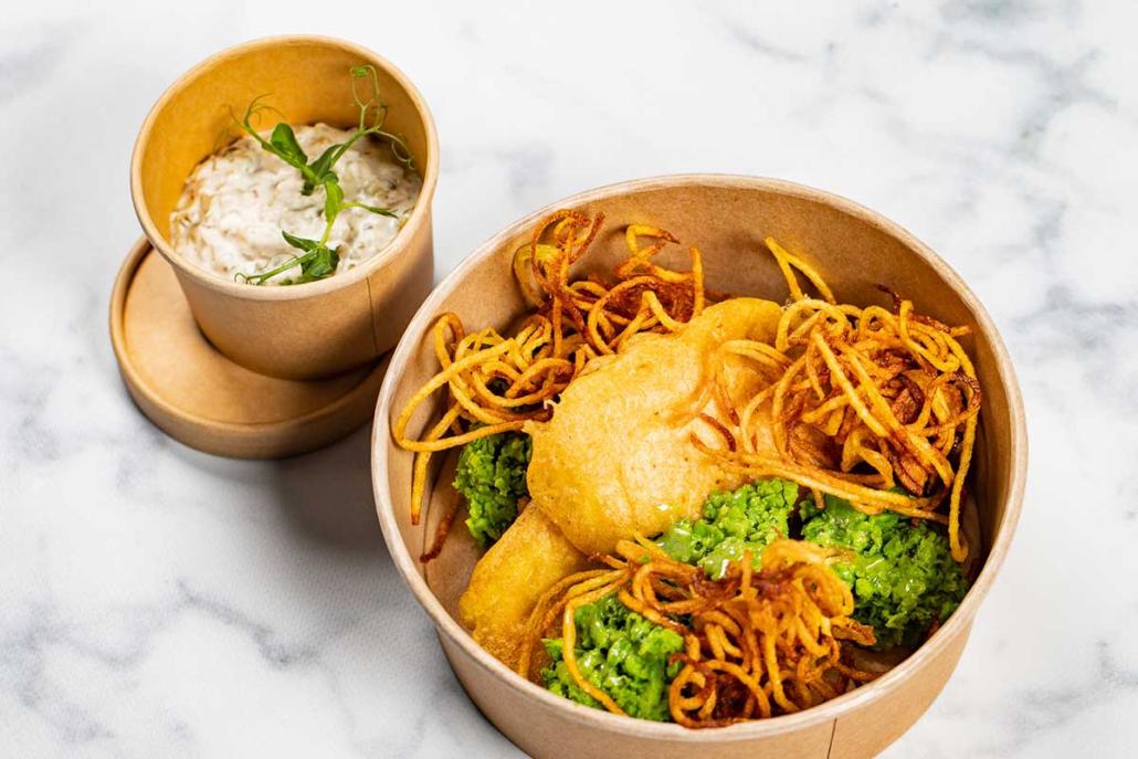 Good n' Vegan – Fish & Chips