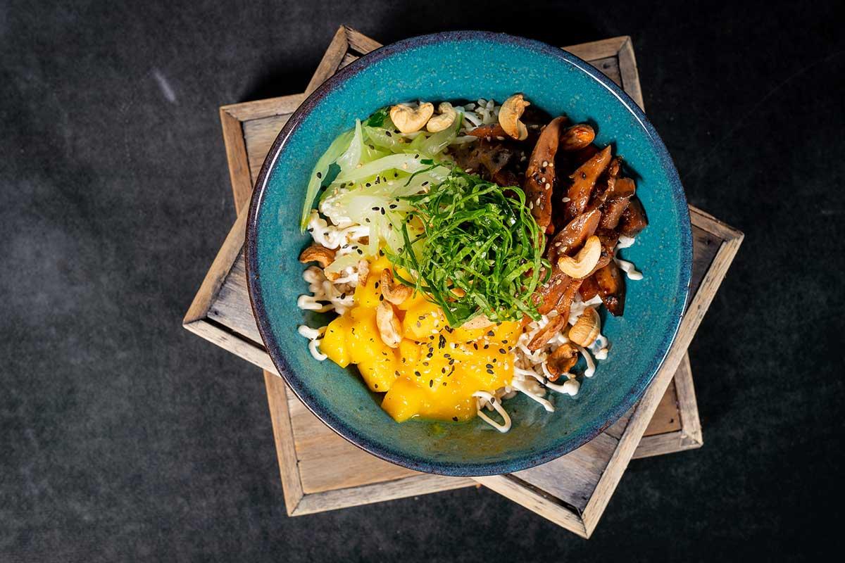 Good n' Vegan – Poké Bowl by Steffen Sinzinger