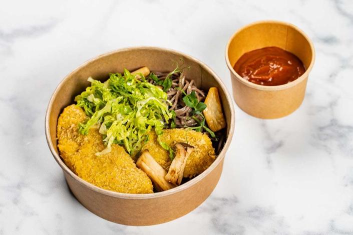 Good n' Vegan – Seitan-Schnitzel
