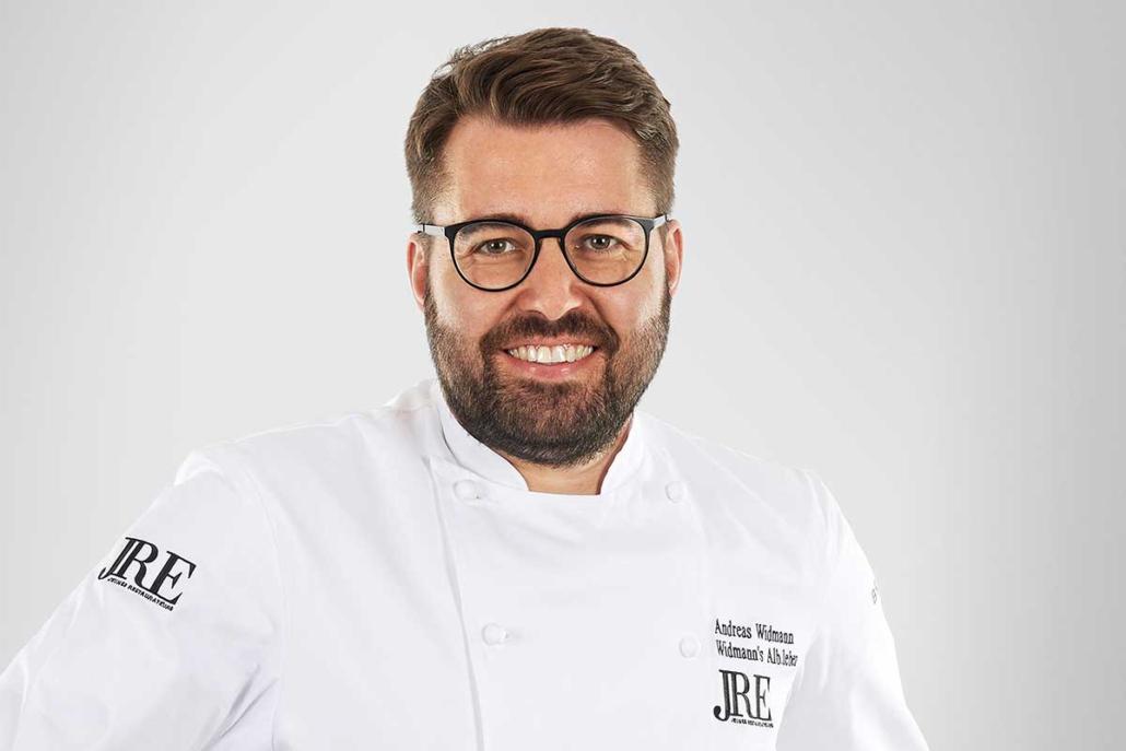 Andreas Widmann – Küchenchef und Geschäftsführer von Widmann's Alb.Leben, Königsbronn-Zang