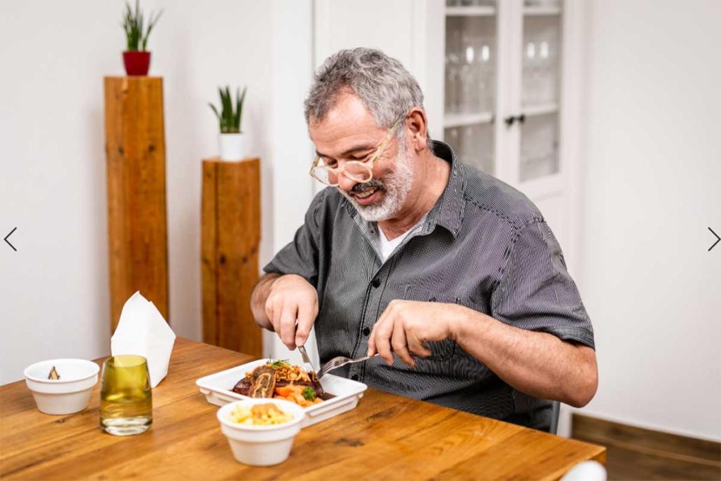 Lieferservice Esskultur – Praktisch für Senioren