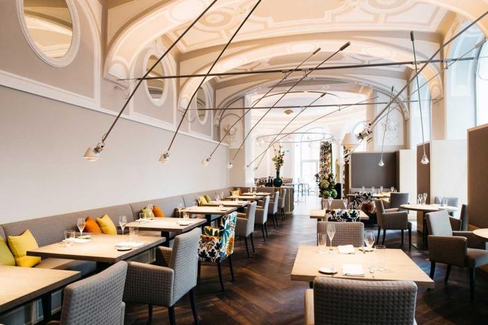 TIAN – Blick ins vegetarische Sterne-Restaurant in Wien