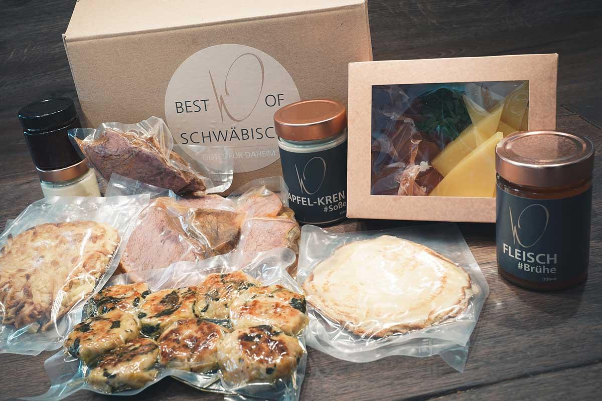 """Widmann – Box """"Best of Schwäbisch"""""""