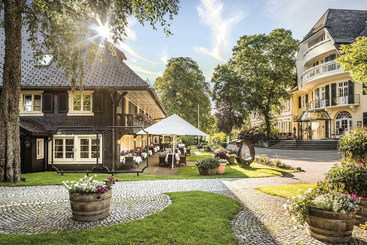 Parkhotel Adler in Hinterzarten im Hochschwarzwald