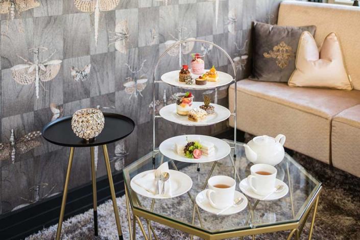 Parkhotel Adler – Genusspension mit Tea-Time in der Lobby