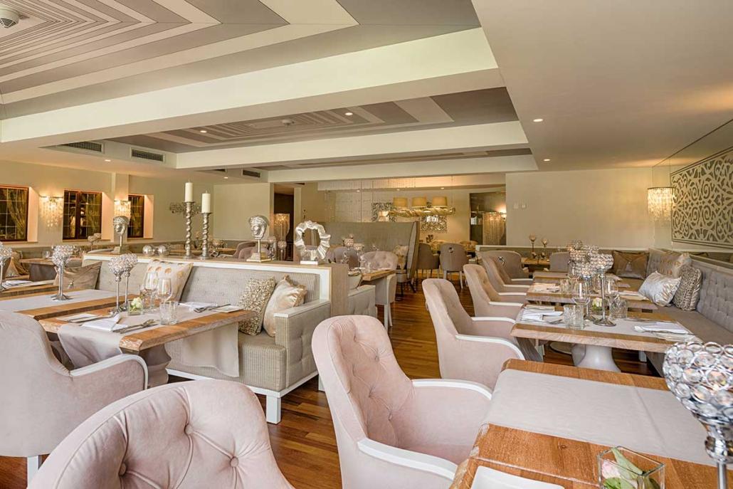 Parkhotel Adler – Restaurant Adler-Stuben, Raum Bergkristall