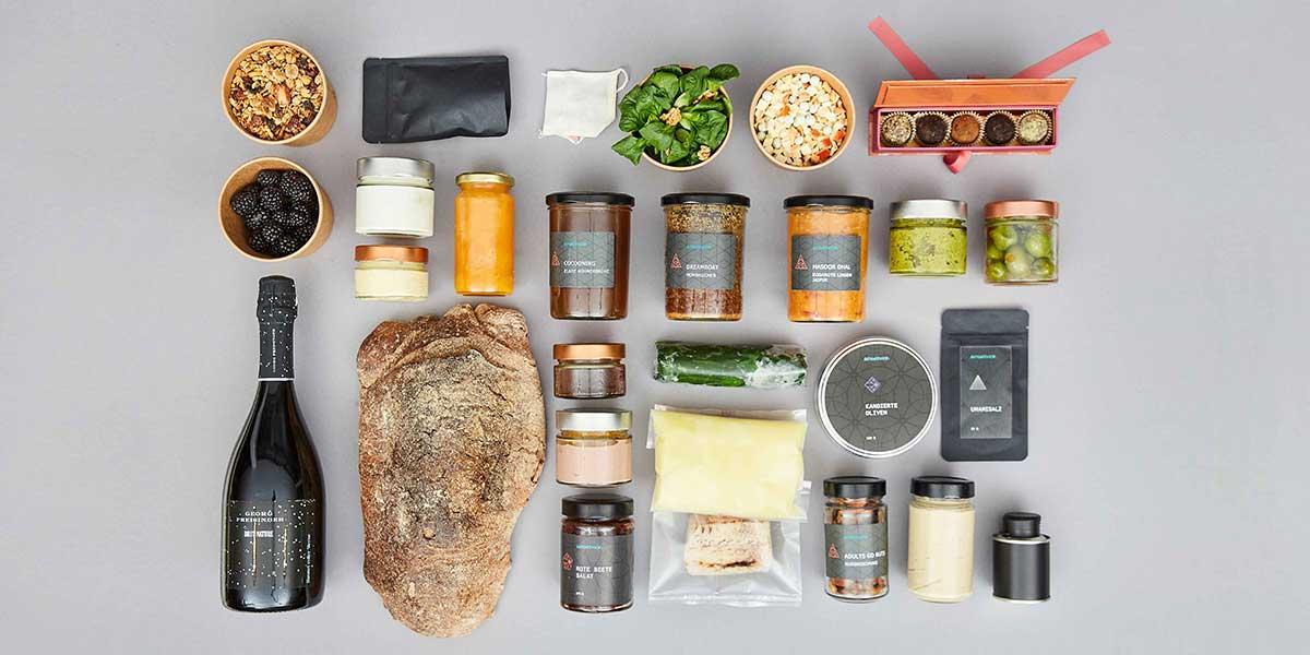 Kulinarik Kiste von Heiko Antoniewicz und Sarah Schweizer