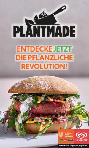 PLANTMADE – Entdecke jetzt die pflanzliche Revolution!