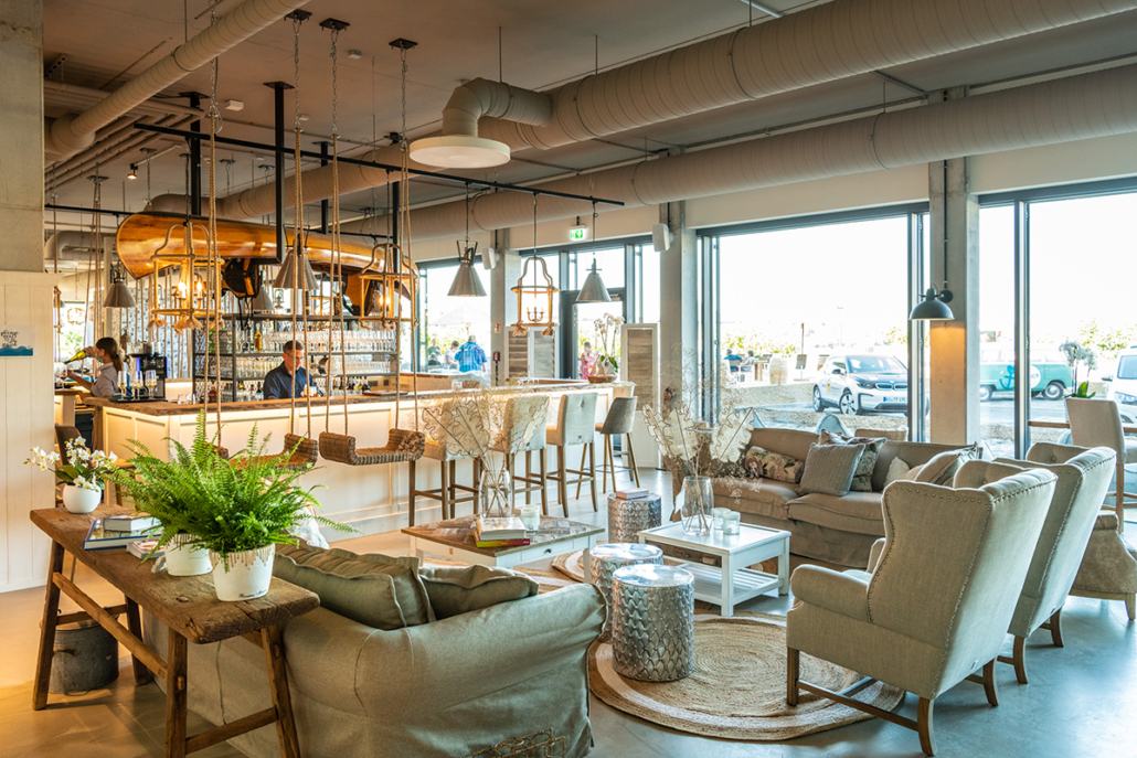 PAPA RHEIN – Restaurant Bootshaus, Bar
