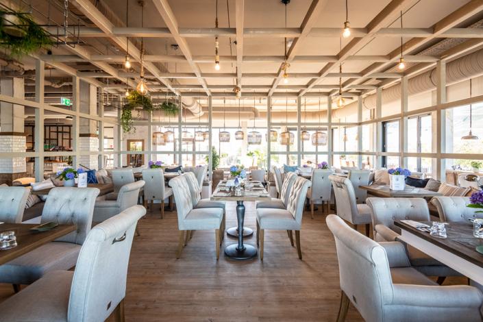 PAPA RHEIN – Restaurant Bootshaus
