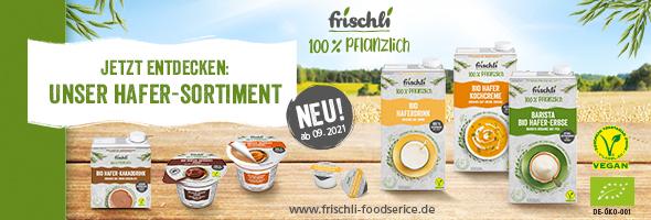 frischli Hafer-Sortiment